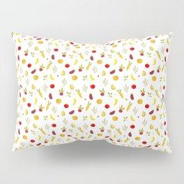 vegetable pattern Pillow Sham