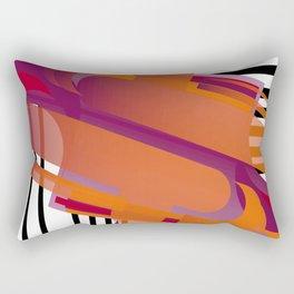 Vintage Modern Bold I Rectangular Pillow