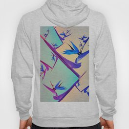 Impossible Floral Paradise 1 Hoody