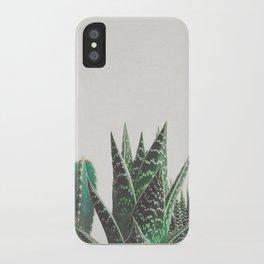 Cactus & Succulents iPhone Case