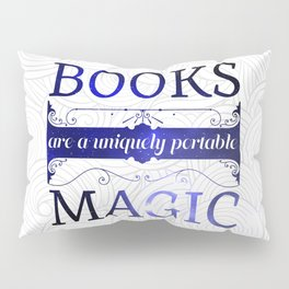 Portable Magic Pillow Sham