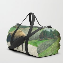 Follow the Leader Duffle Bag