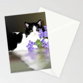 Cherokee Kitty Stationery Cards