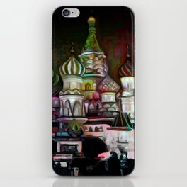 Moscow Cathedral iPhone Skin