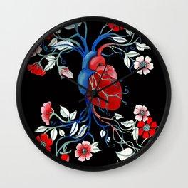 Romantic Anatomy Wall Clock