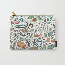 Nuts And Nature Carry-All Pouch