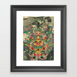 The Toothbrush-Club Framed Art Print