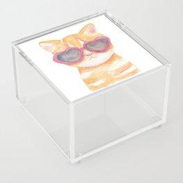 I love you Acrylic Box