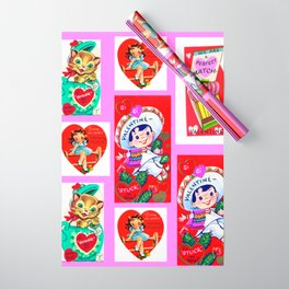 Be Mine, Valentine. Wrapping Paper