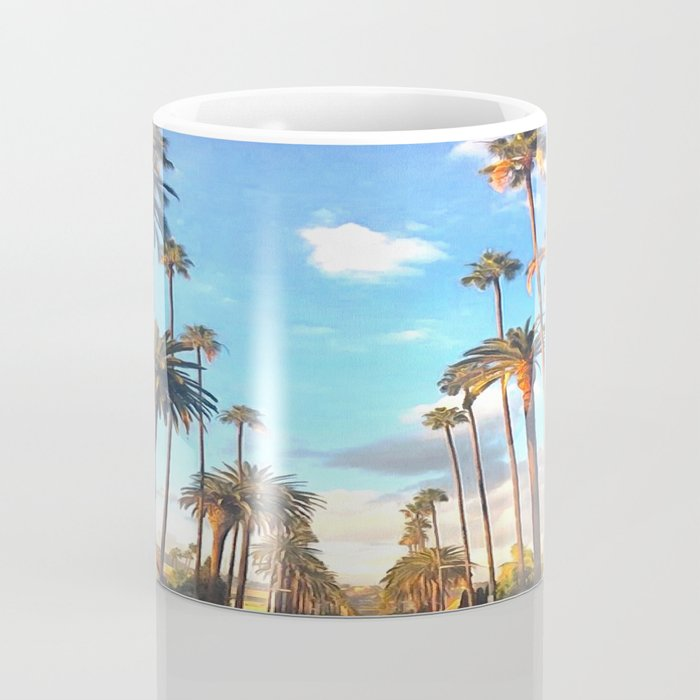 L.A. Morning Coffee Mug