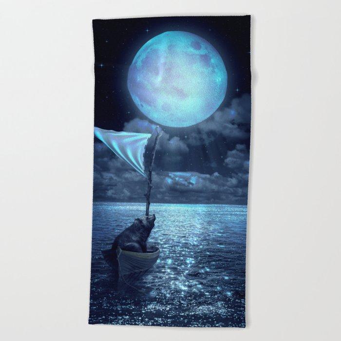 Set Adrift Beach Towel