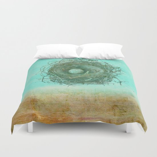 The Nest Duvet Cover