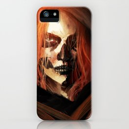 Ghost from the Past iPhone Case