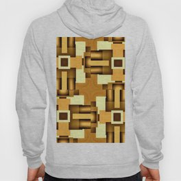 Gold Beige Pipe System,Streampunk Hoody