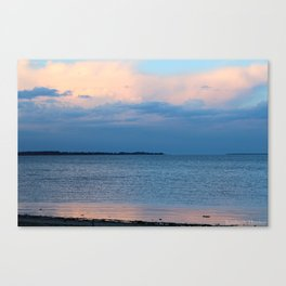 Changing Every Minute Canvas Print