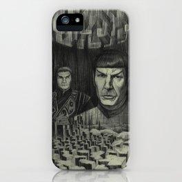 Broken Planet iPhone Case