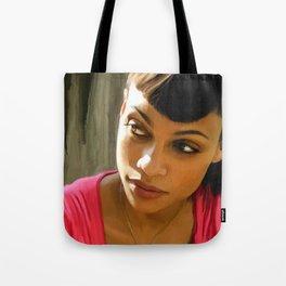 Rosario Dawson @ Death Proof Tote Bag