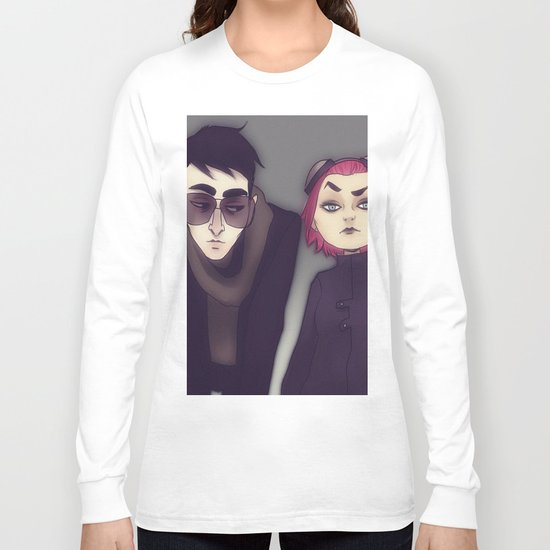 agnts Long Sleeve T-shirt