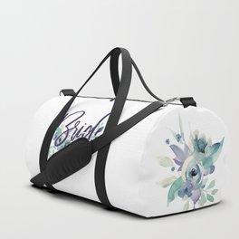 Bride Watercolour Duffle Bag