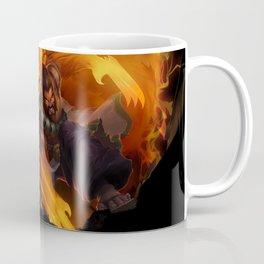 Spirit Guard Udyr Tiger League of Legends Coffee Mug