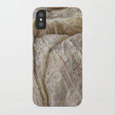 Lace iPhone X Slim Case