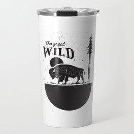 The Great Wild Travel Mug