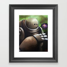 But I Don't Know How... Framed Art Print