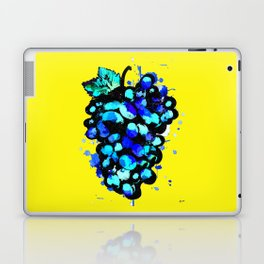 Colored Grape Laptop & iPad Skin