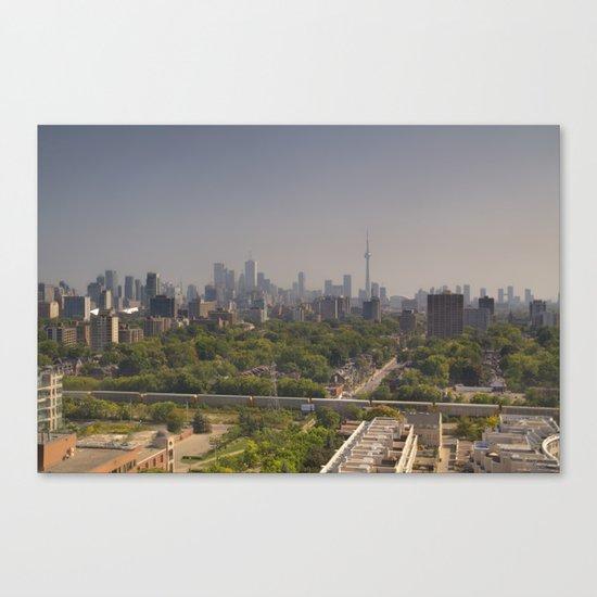 Toronto Skyline by misplacedfocus
