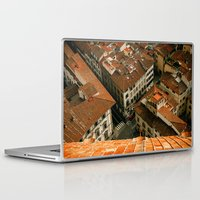 florence Laptop & iPad Skins featuring Florence by O.K.