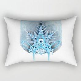 cold snow Rectangular Pillow