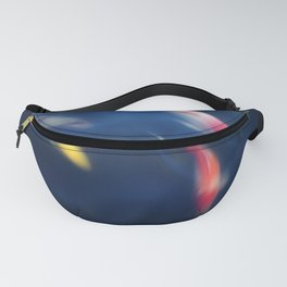 Koi fish in a pond Fanny Pack