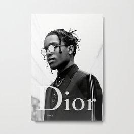 ASAP Poster Rocky Diore Print Metal Print