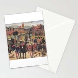 Wing Men Stationery Cards