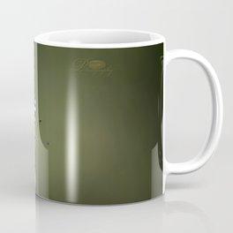 An American Lady Buttefly Coffee Mug