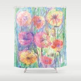 Garden 5 Shower Curtain
