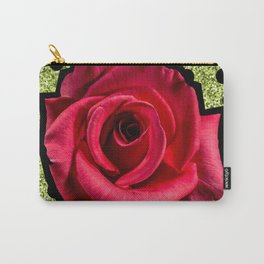 POP ROSE Carry-All Pouch