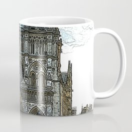 Paris_20190401_by_JAMColors Coffee Mug