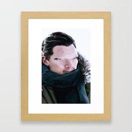Lil Benny - Warmth Framed Art Print