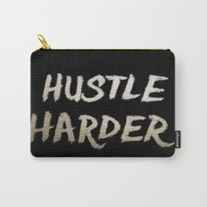 Hustle Harder Carry-All Pouch