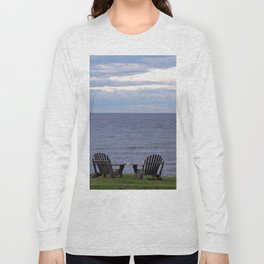 Seating by the Sea Long Sleeve T-shirt