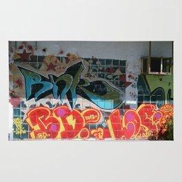 graffiti 0 Rug
