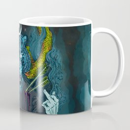 no miracles (full colour) Coffee Mug