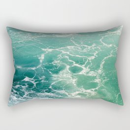 Seas 2 Rectangular Pillow