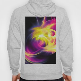 abstract fractals 1x1 reaclsh Hoody