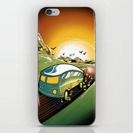 Killer Road Trip  iPhone Skin