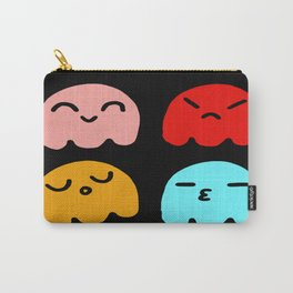 Pacman Ghosts Carry-All Pouch