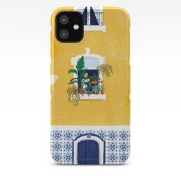 Lisbon girl iPhone Case