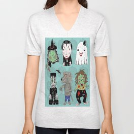The Usual Suspects Unisex V-Neck