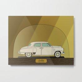 1949 Champion Metal Print